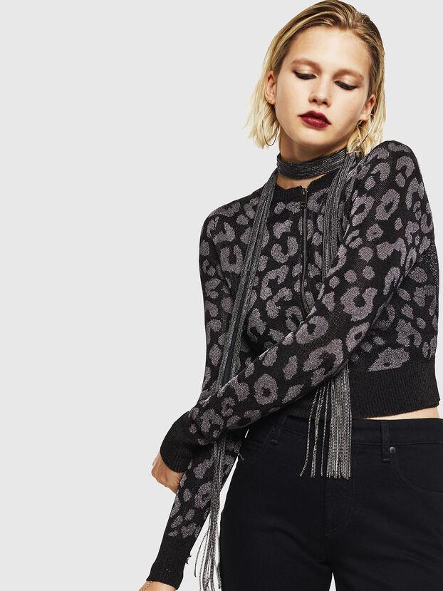 M-SETTY, Black - Knitwear