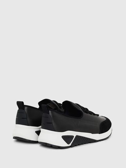 Diesel - S-KBY, Black Leather - Sneakers - Image 3