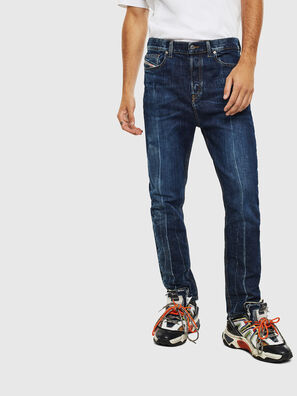 D-Vider 0092X, Medium blue - Jeans