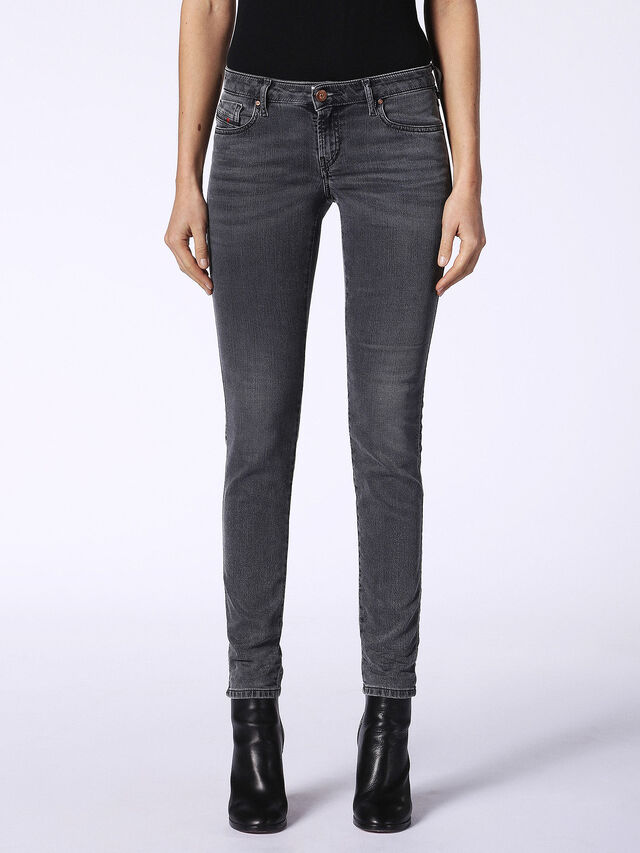 GRACEY JOGGJEANS 0689V, Dark Grey