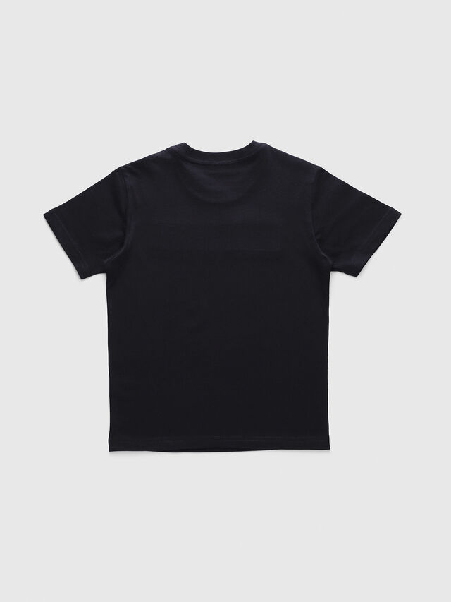 Diesel - TJUSTDIVISION, Black - T-shirts and Tops - Image 2