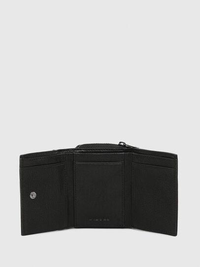 Diesel - SPEJAP, Black - Small Wallets - Image 3