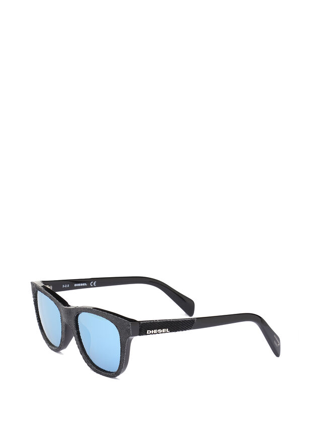 Diesel - DM0200, Black Jeans - Kid Eyewear - Image 2