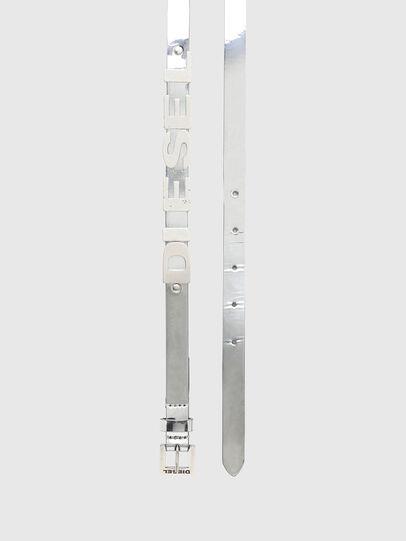 Diesel - B-BOGO, Silver - Belts - Image 3