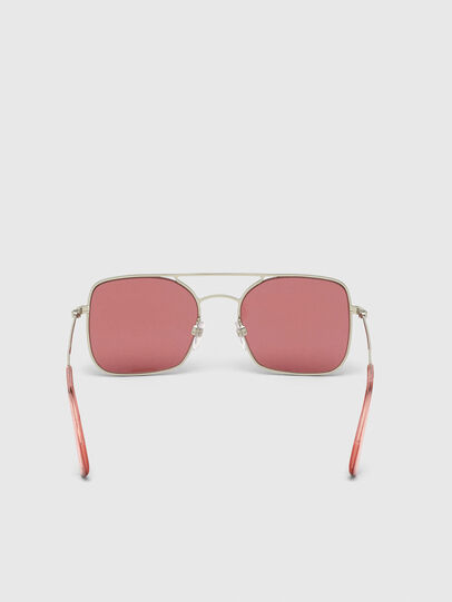 Diesel - DL0302, Pink/Black - Sunglasses - Image 4
