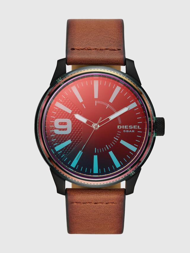 Diesel - DZ1876, Brown/Red - Timeframes - Image 1