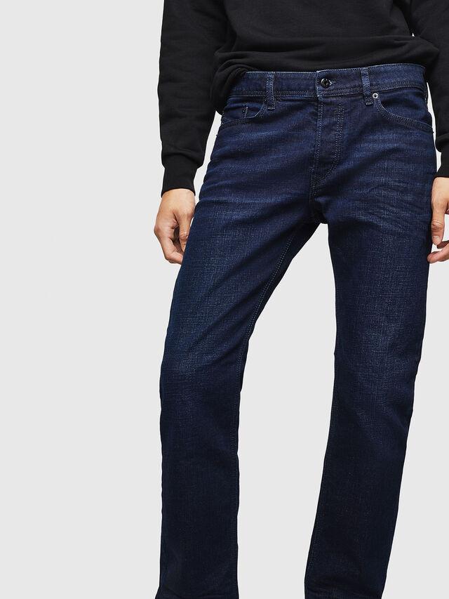 Diesel Waykee 0860Z, Dark Blue - Jeans - Image 3