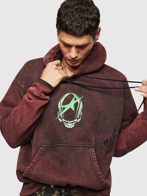 S-ALBY-ACID, Bordeaux - Sweaters