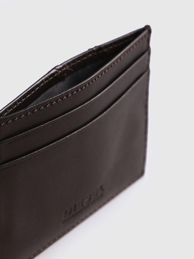Diesel - JOHNAS I, Dark Brown - Small Wallets - Image 3