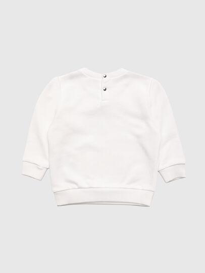 Diesel - SOOLB, White - Sweaters - Image 2