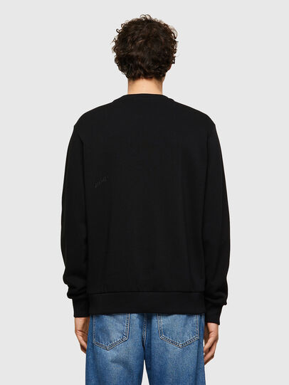 Diesel - S-GIRK-B4, Black - Sweaters - Image 2