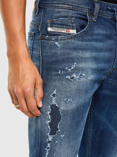 Diesel - Thommer JoggJeans® 069PL, Dark Blue - Jeans - Image 3