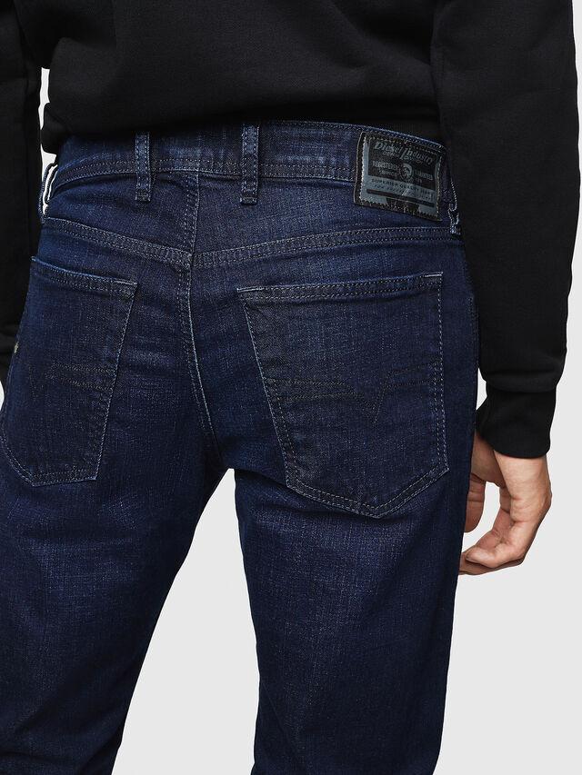 Diesel Waykee 0860Z, Dark Blue - Jeans - Image 4