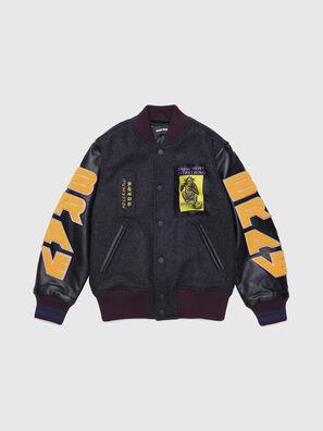 JHARRYZ, Black/Orange - Jackets