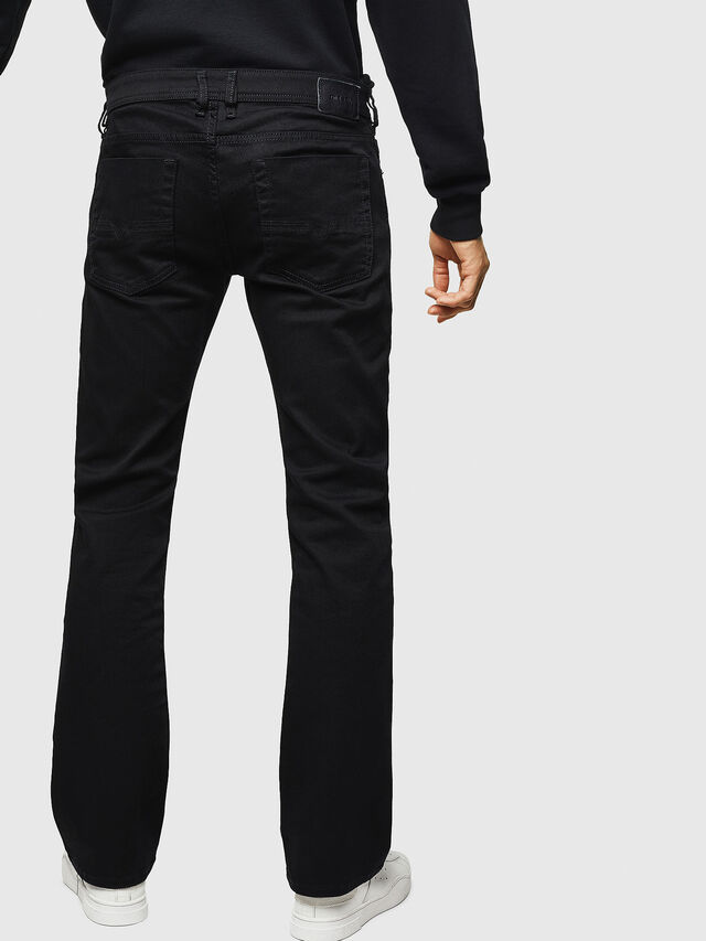 Diesel - Zatiny 0688H, Black/Dark grey - Jeans - Image 2