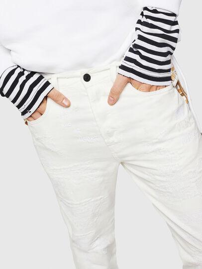 Diesel - Mharky 069IJ, White - Jeans - Image 3