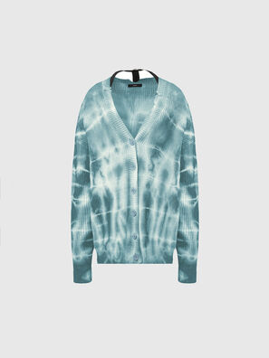 M-INDIANA, Blue/White - Knitwear