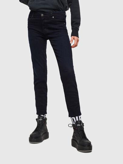 Diesel - Babhila 0095X, Dark Blue - Jeans - Image 1