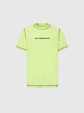 T-JUSEAM, Green Fluo - T-Shirts