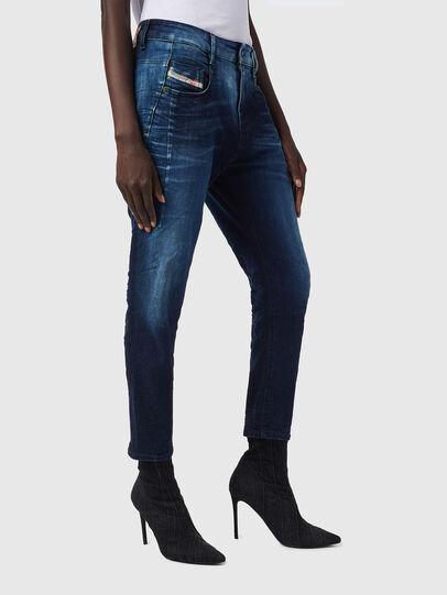 Diesel - Fayza JoggJeans® 069XX, Dark Blue - Jeans - Image 6