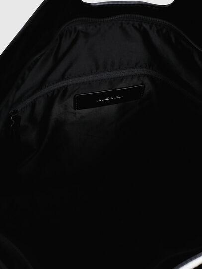 Diesel - F-LITT-HER M, Black - Shopping and Shoulder Bags - Image 5
