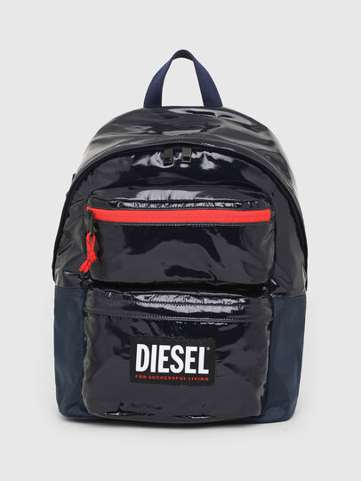 Diesel - RODYO PAT, Blue - Backpacks - Image 1