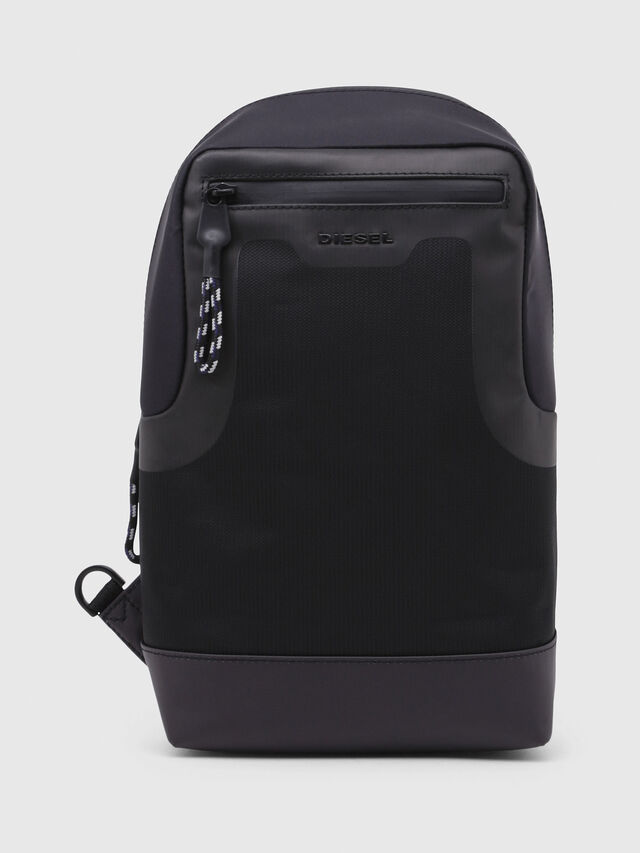 Diesel - SUSE MONO, Black - Backpacks - Image 1