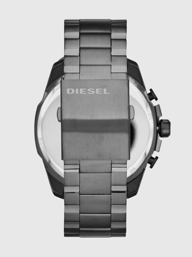Diesel DZ4329 MEGA CHIEF, Silver - Timeframes - Image 3
