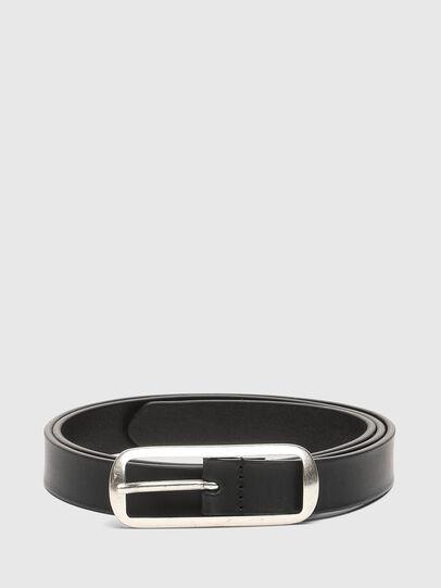Diesel - B-OVY, Black - Belts - Image 1