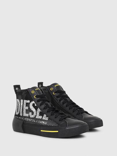Diesel - S-DESE MID CUT, Black/Yellow - Sneakers - Image 2