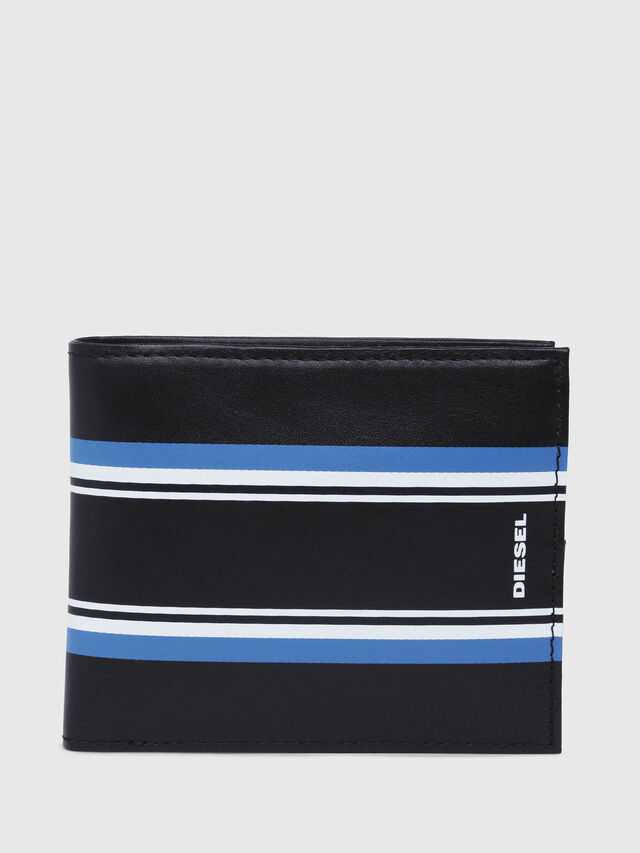 Diesel - HIRESH S, Blue - Small Wallets - Image 1