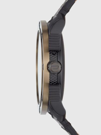 Diesel - DT2016, Black/Bronze - Smartwatches - Image 3