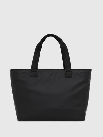 Diesel - F-BOLD SHOPPER II, Black - Shopping and Shoulder Bags - Image 2