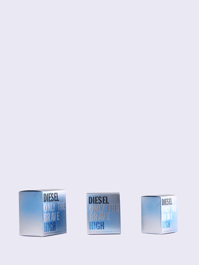 Diesel ONLY THE BRAVE HIGH  75ML, Blue - Only The Brave - Image 2