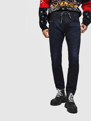 Krooley JoggJeans 069IC, Dark Blue - Jeans