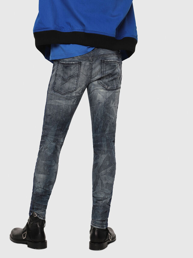 Diesel - Sleenker 069DH, Medium blue - Jeans - Image 2