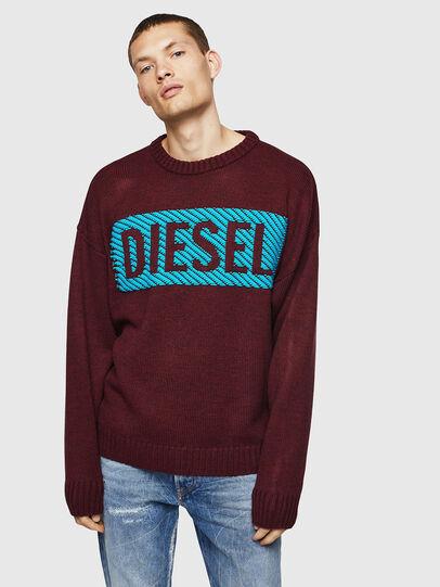 Diesel - K-LOGOX-C,  - Knitwear - Image 1