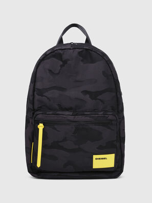 F-DISCOVER BACK, Black/Yellow - Backpacks