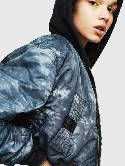 Diesel - G-IKAS, Dark Blue - Jackets - Image 3