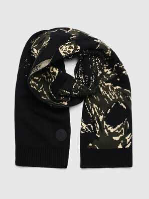 K-COR, Green/Black - Scarf