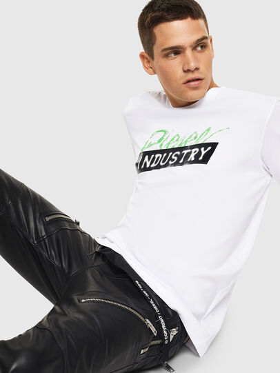 Diesel - T-JUST-BX2,  - T-Shirts - Image 4