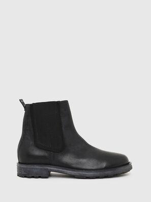 D-THROUPER CH, Black - Boots