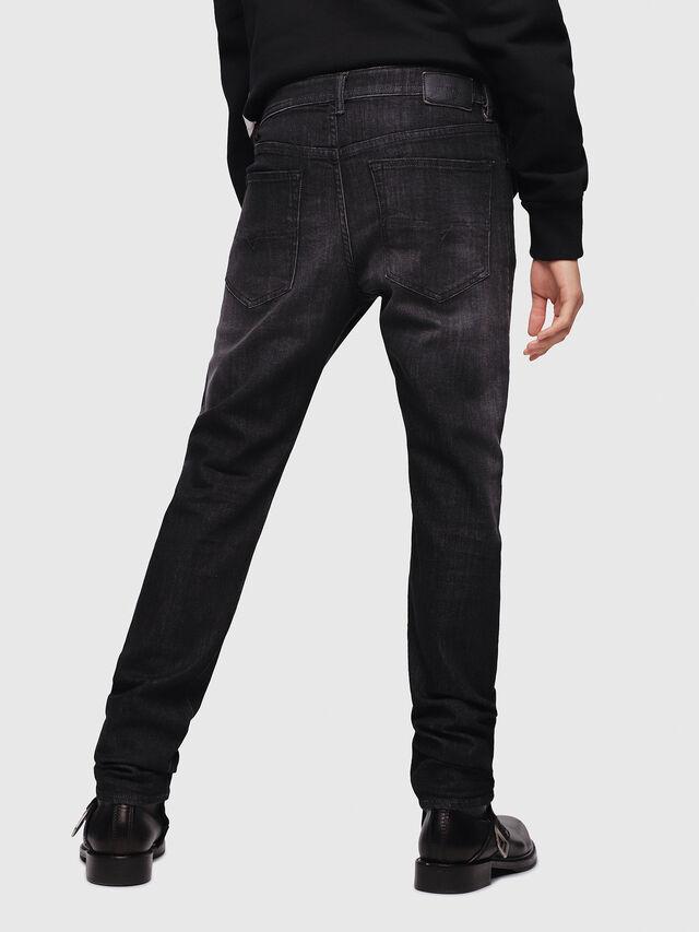 Diesel - Buster 087AM, Black/Dark grey - Jeans - Image 2