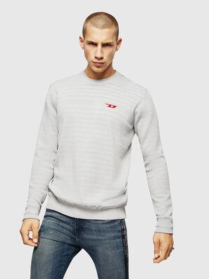 K-LUISS, Light Grey - Knitwear