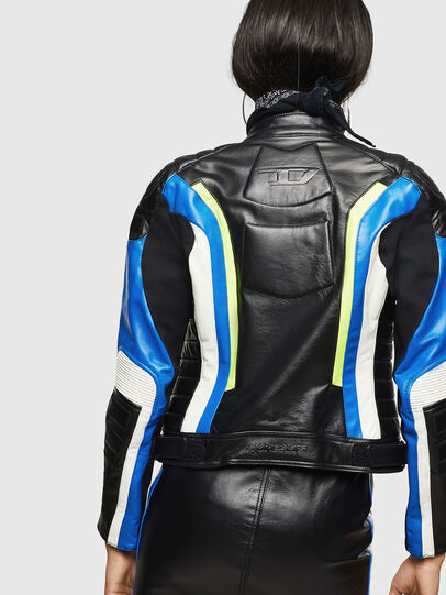 Diesel - ASTARS-LQUATTRO,  - Leather jackets - Image 2