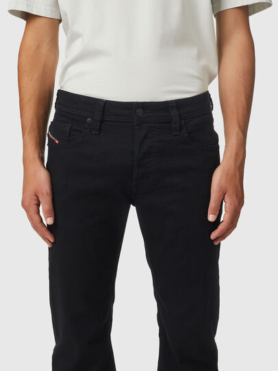 Diesel - Larkee 0688H, Black/Dark grey - Jeans - Image 3