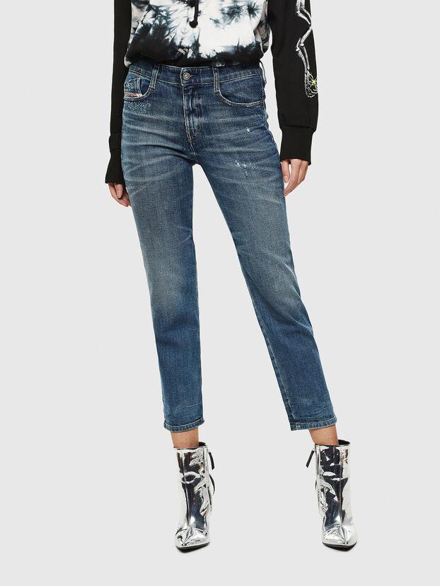 D-Rifty 0890Y, Medium blue - Jeans