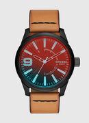 DZ1860, Brown - Timeframes