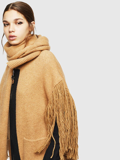 Diesel - M-BOU-B, Light Brown - Winter Jackets - Image 3