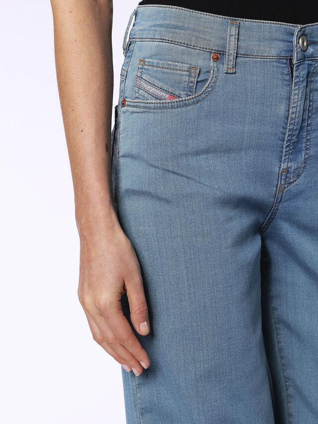WIDEE JOGGJEANS 0699A, Blue jeans